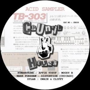 acid sampler