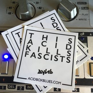 This Acid Kills Fascists